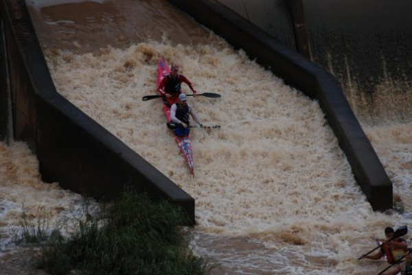 John is an experienced Dusi competitor