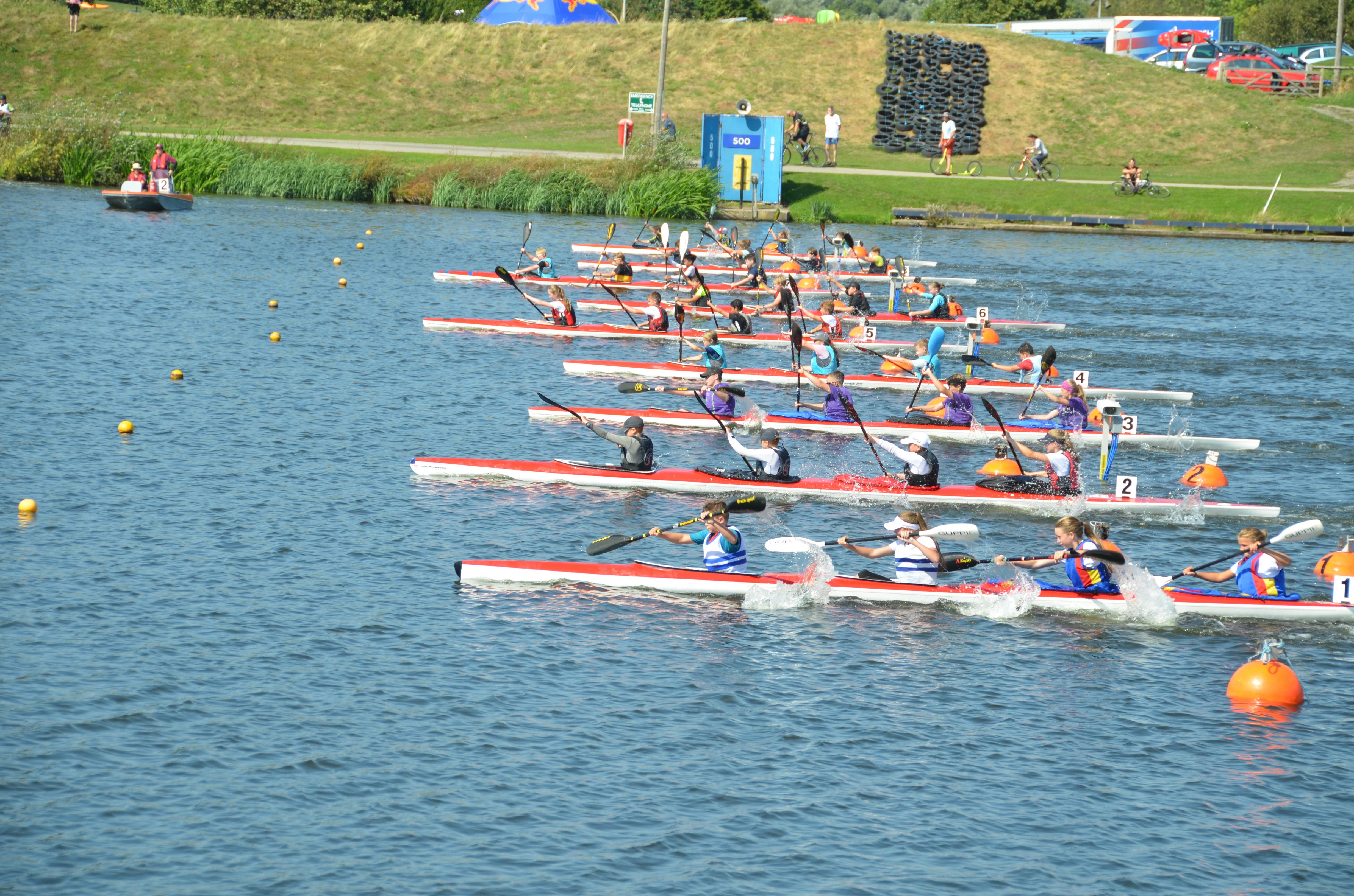 Race Reports | Reading Canoe Club